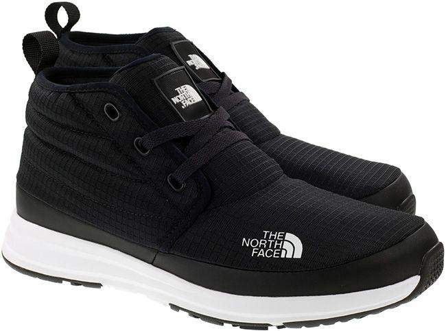 The North Face Shoes Cadman NSE Chukka TNF Black TNF White