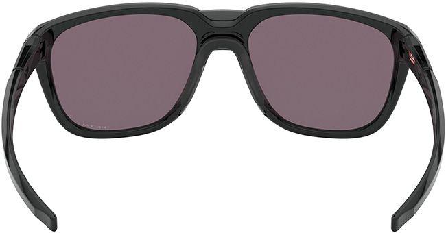 Oakley Sunglasses Anorak Polished Black Prizm Grey