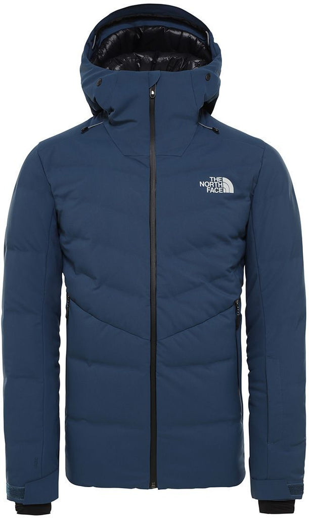 The North Face Mens Cirque Down Jacket Blue Wing Teal