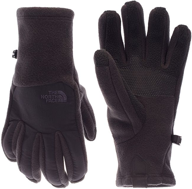 North Face Mens Denali Glove Black I Landau Store