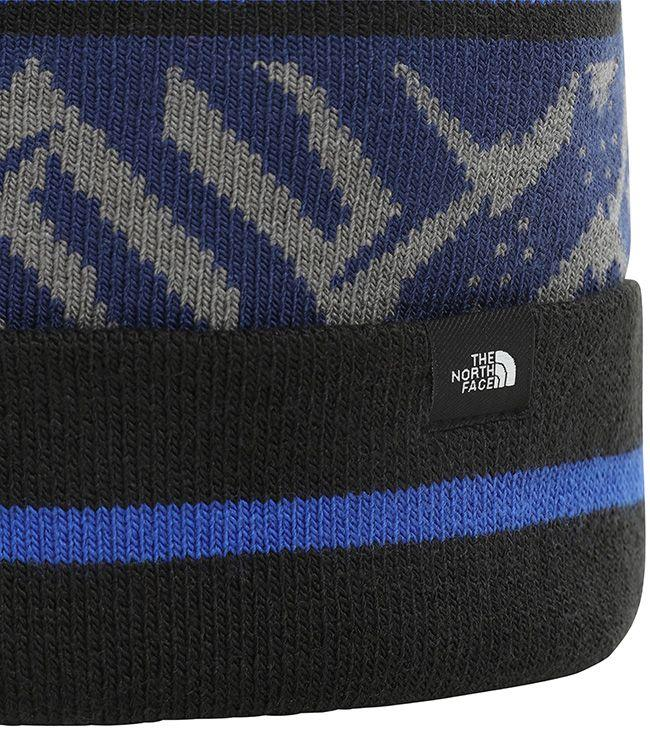 The North Face Accessories Ski Tuke V Beanie Black Blue