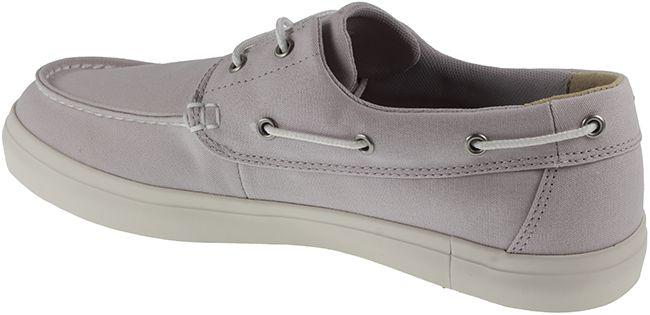 Timberland Shoes Mens Union Wharf Boat Shoe Light Grey