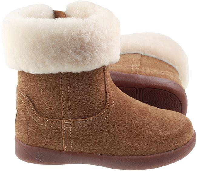 Ugg Boots Infants Jorie II Chestnut