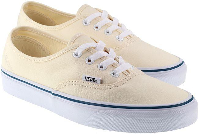 Vans Trainers Womens Authentic Off White