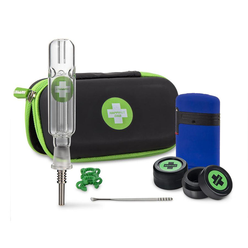 The Happy Dab Kit (Portable Nectar Collector Kit)