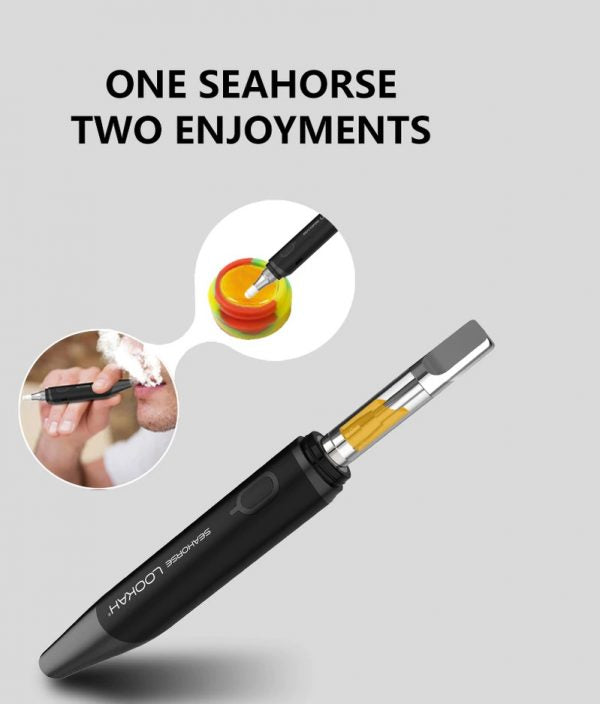 Lookah Seahorse 2 in 1 Electric Nectar Collector