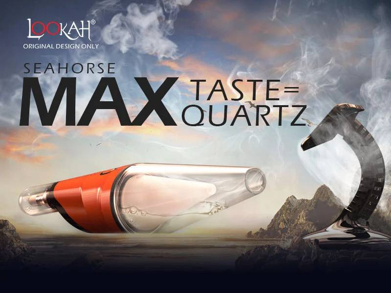 Lookah Seahorse Max Electric Nectar Collector