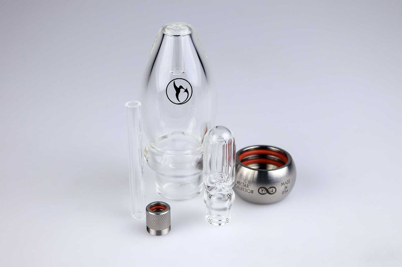 Honeybird Pro Kit Glass Nectar Collector