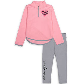 UA Heartbeat Signature Set Pink Craze