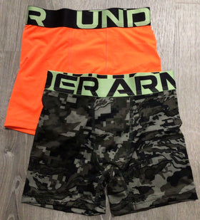 UA ABC CAMO BOXER SET 2 PACK