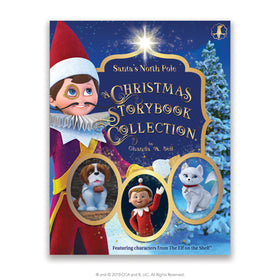Santa's North Pole: A Christmas Storybook Collection