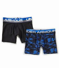 UA BLUR BOXER BRIEF 2 PACK