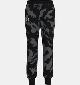 UA Fury Jogger Black