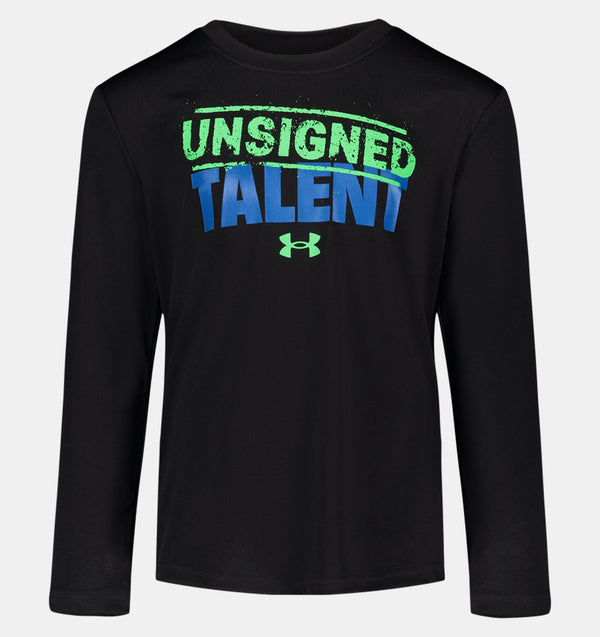 UA Unsigned Talent LS Black