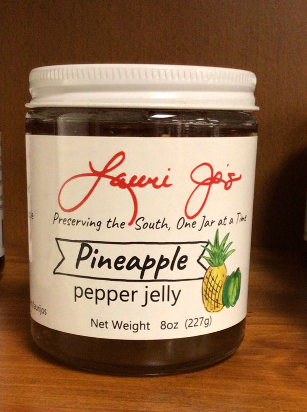 Lauri Jo's Jelly 8oz Jar