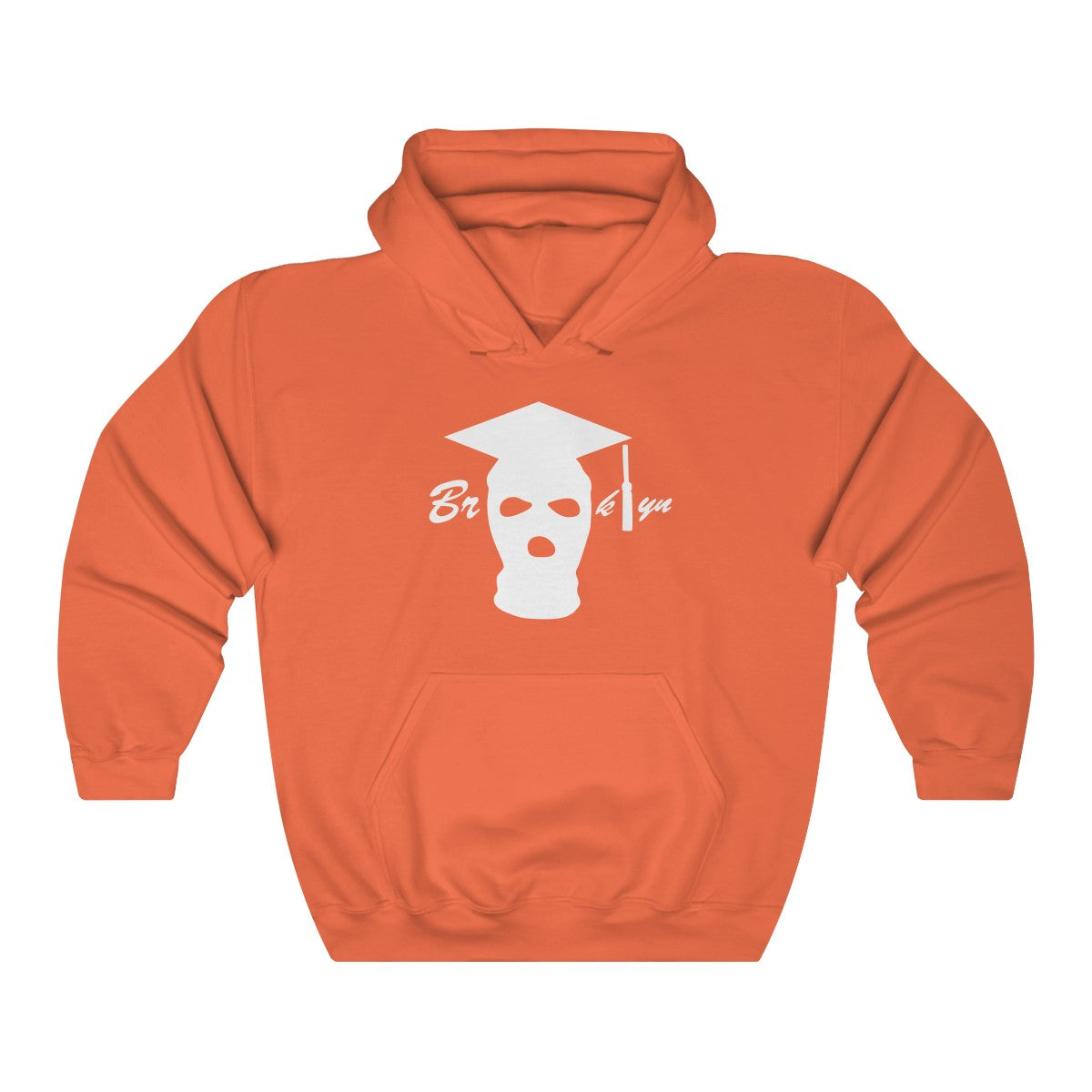 ORANGE COLLECTION GRADUATION HOODIES