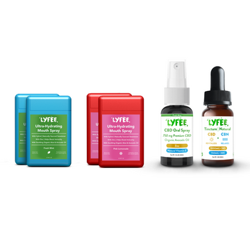 Lyfee Sampler Pack