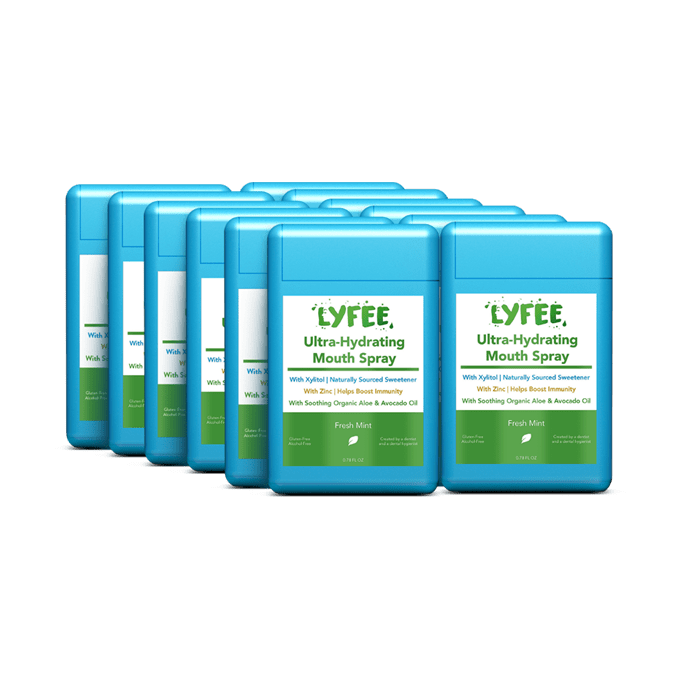 Lyfee Mint Ultra-Hydrating Spray - Wholesale