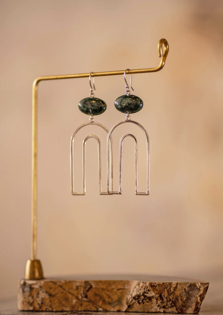 Arco Earrings