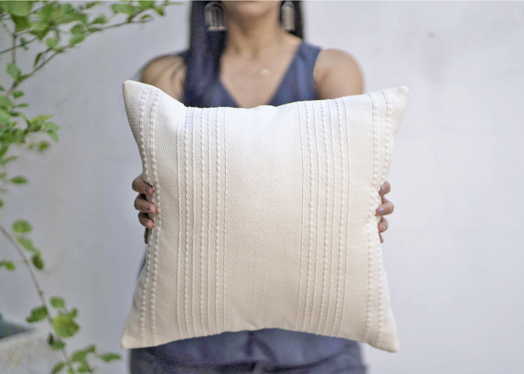 Small Realce Pillow Cover
