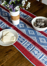 Load image into Gallery viewer, Chusi Tinisqa Dyed Shawl or Table Runner