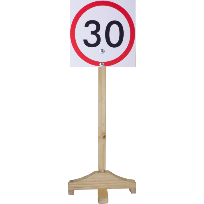 30km/h - Sign Only