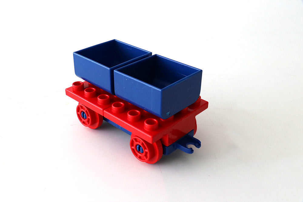 Train Set - Individual Piece - Cargo Carriage