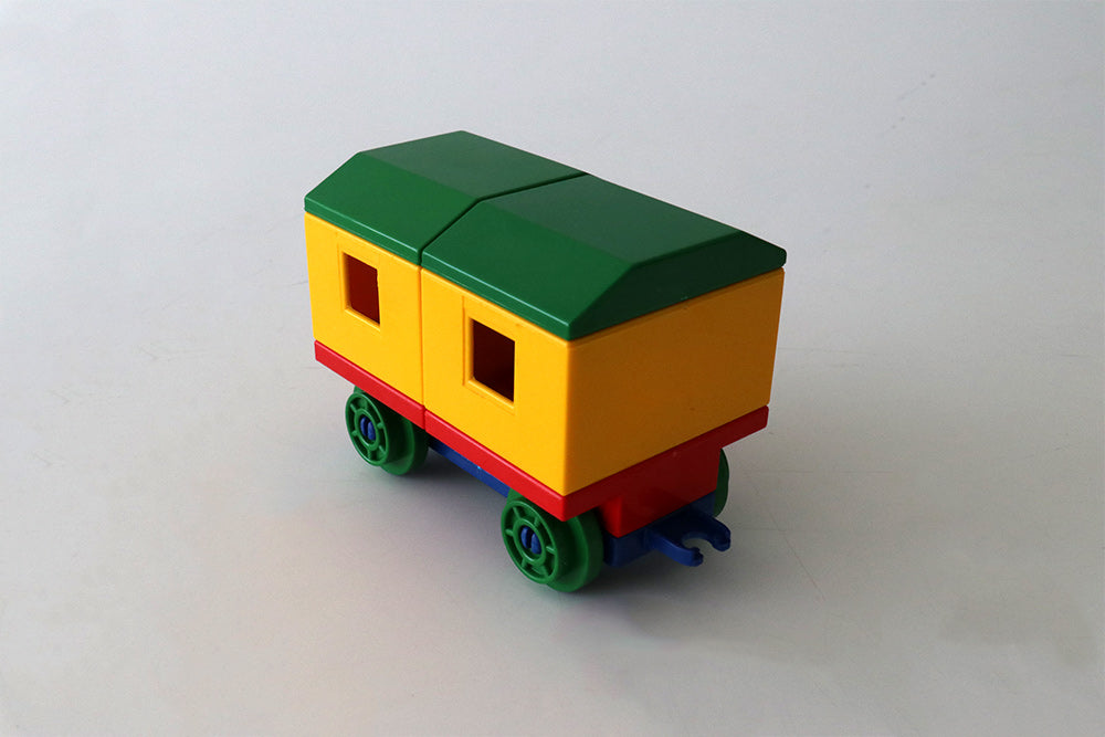 Train Set - Individual Piece - Passenger Carriage