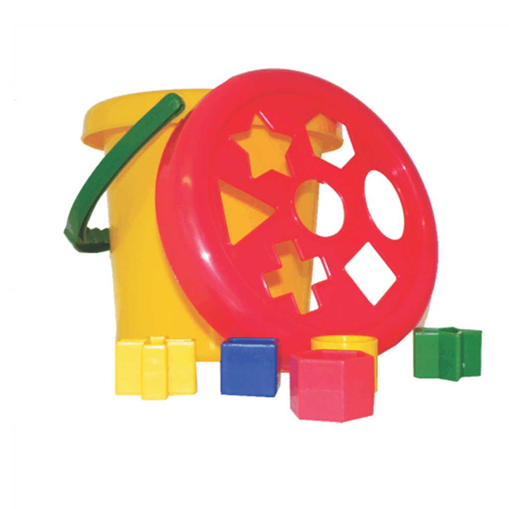 Shape Sorter & Bucket