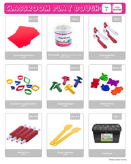 Classroom Play Dough Kit