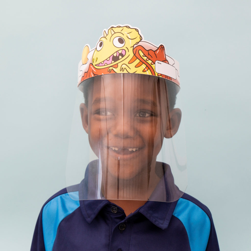 Face Shield: Children Design 3