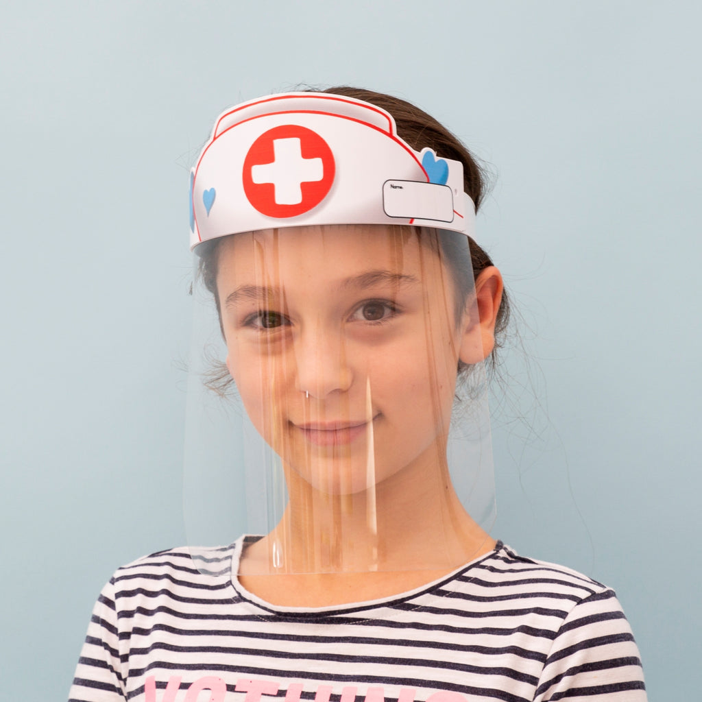 Face Shield: Children Design 4
