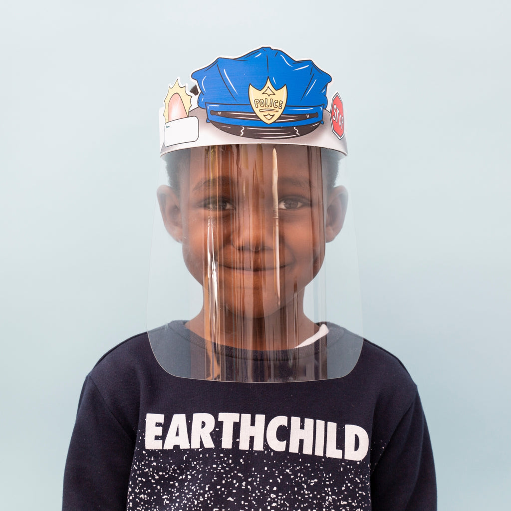Face Shield: Children Design 5
