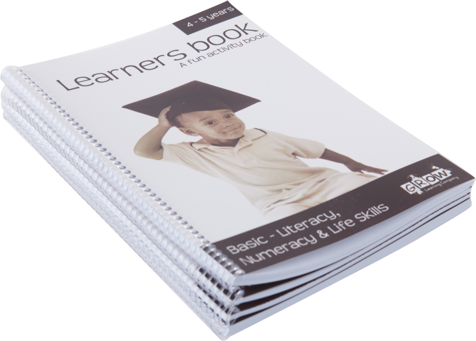 Learners Book: 4 - 5 Years