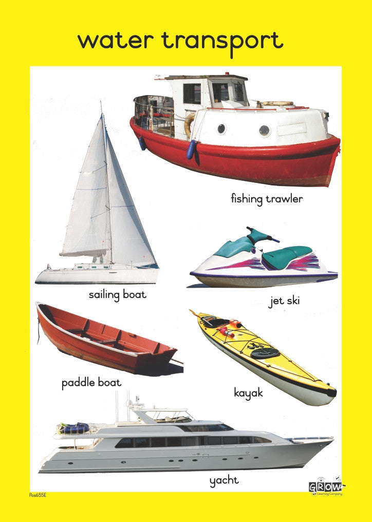 what is water transportation pdf