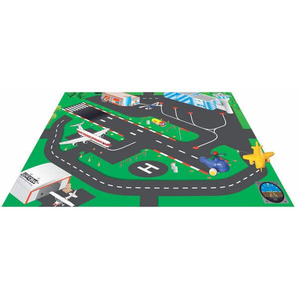 Airport Play Mat Set