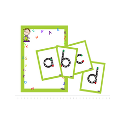 Alphabet Formation Set