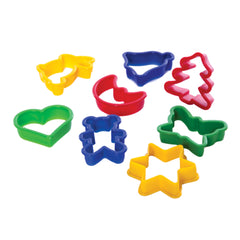 Cookie Cutters - Assorted Shapes