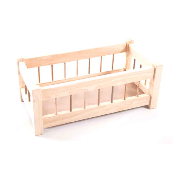 Baby Bed - Wooden