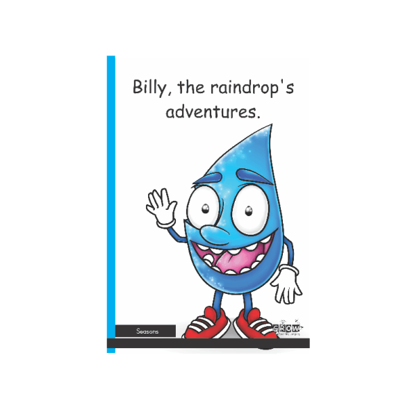 Billy, The Raindrop's Adventure