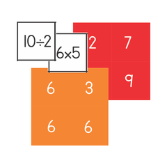 Bingo - Multiplication & Division