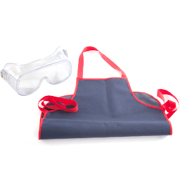 Carpentry Goggle and Apron