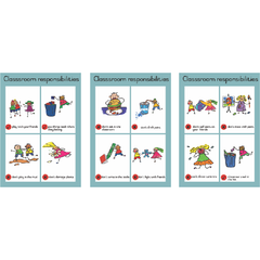 Wall Charts - Life Skills | Grow Learning Company