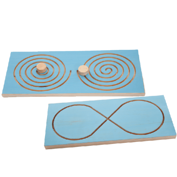 Combo Writing Board -Spiral
