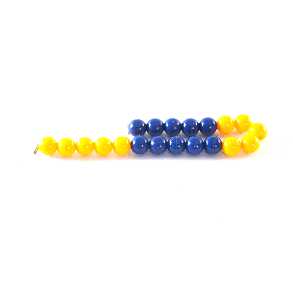 Counting Bead Strings - Teacher 20