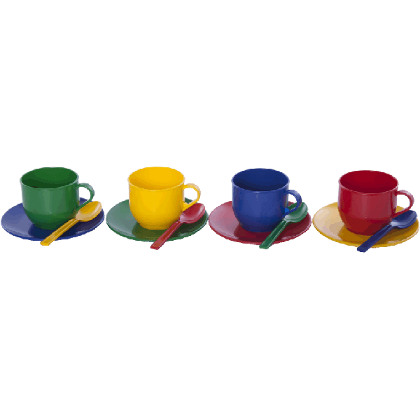 Cups and Saucer Sets