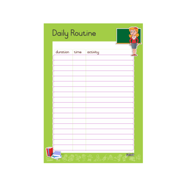 Daily Routine - A2