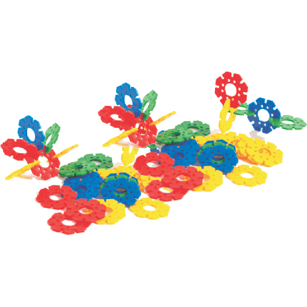 Dizzy Discs in Refill Bag - Large