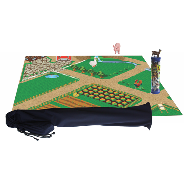 Farm Play Mat Set