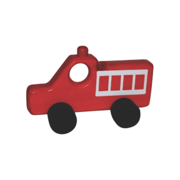 Fire Engine - Small Wooden